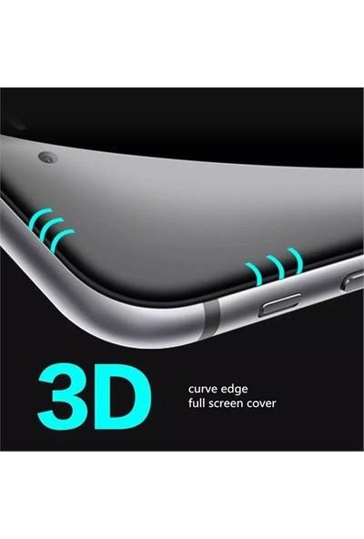 Bestsuit Apple İphone 6/6S Plus Curved 3D Full Fit Ekran Koruyucu-Siyah