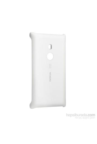 Nokia CC-3065 Lumia 925 Kablosuz Şarj Kılıfı - Beyaz