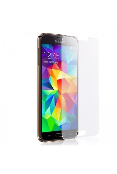 Mycolors Samsung Galaxy S5 Temperli Cam Ekran Koruyucu - MYC-0013
