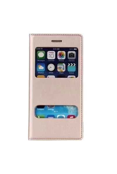 Markaawm Apple iPhone 6 Plus Kılıf Flip Cover