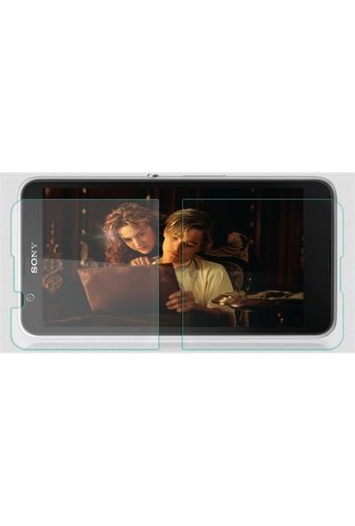 Microsonic Temperli Cam Ekran Koruyucu Sony Xperia E4 Film