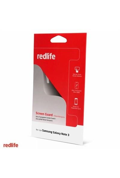 Redlife Galaxy Note 3 Ultra Şeffaf Ekran Koruyucu - AKE00465