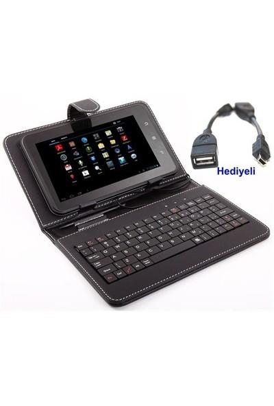 """Qapaq 9"""" Klavyeli Tablet Kılıfıuz244434009669"""