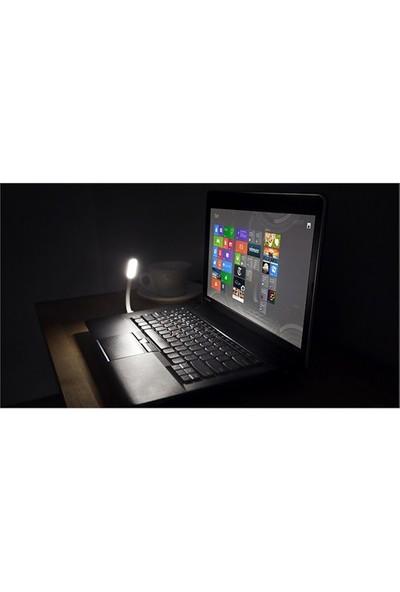 Qapaq Notebook Usb Led Işık Pembeuz244434009695