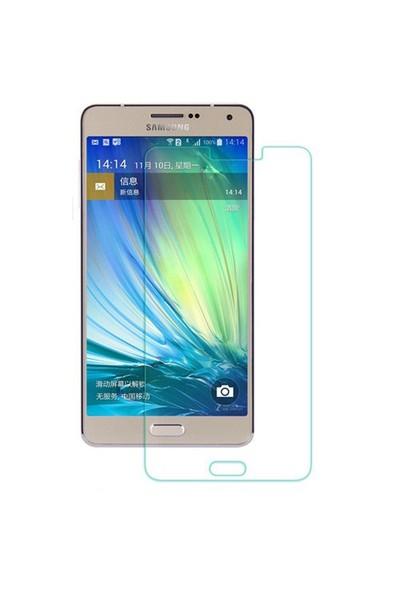 CoverZone Samsung Galaxy A5 Temperli Cam Filmi
