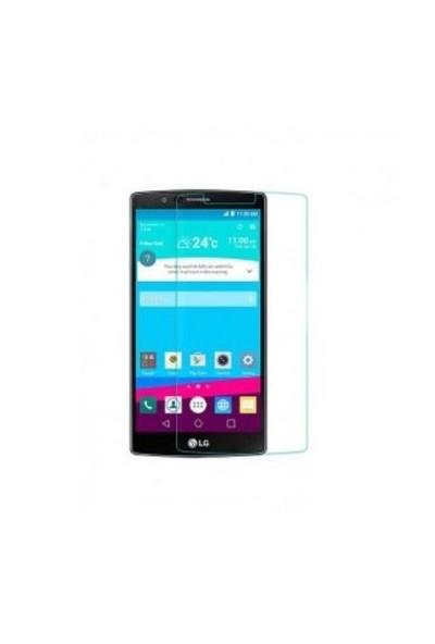 Teleplus Lg G4 Plastik Ve Cam Ekran Koruyucu Karışımı Cam Ekran Koruyucu