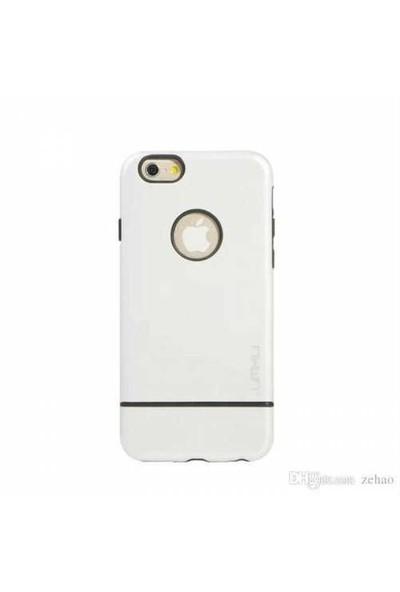 Umku İphone 6 Vacra Slim Armor Hybrid Kılıf-Beyaz