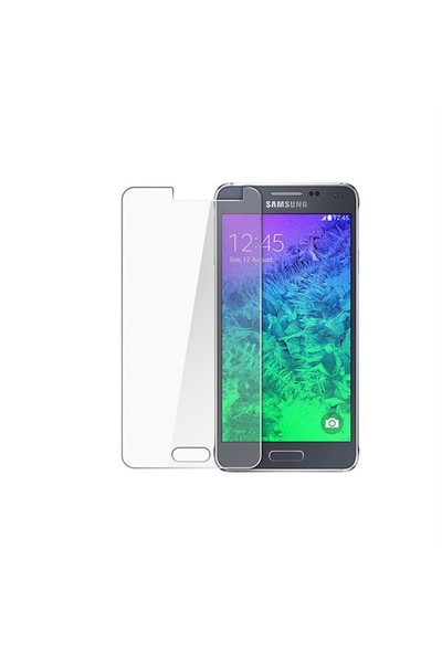 Mili Samsung Galaxy Core 2 (G355) Temperli Ekran 0.33 2.5D
