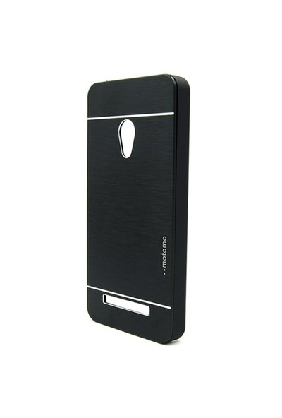 Markaawm Asus Zenfone 5 Kılıf Motomo Metal Kapak