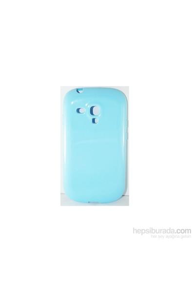 Netpa Samsung Galaxy S3 Mini Silikon Telefon Kılıfı