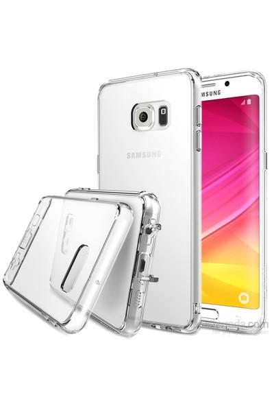Ringke Fusion Galaxy S6 Edge Plus Kılıf Clear - Extra Darbe Emici