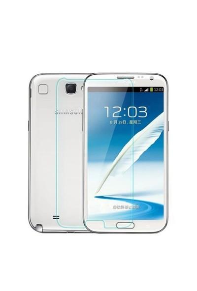 Teleplus Samsung Galaxy Note 2 Cam Ekran Koruyucu Cam Ekran Koruyucu Film
