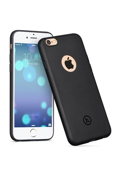 Hoco Apple İphone 6/6S Juice İnce Silikon Kılıf Siyah
