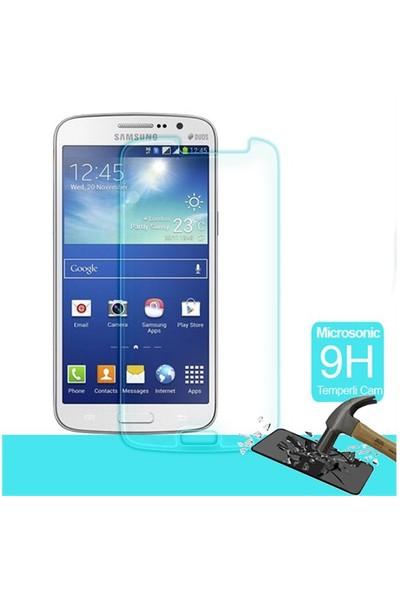 Microsonic Temperli Cam Ekran Koruyucu Samsung Galaxy Grand 2 Film