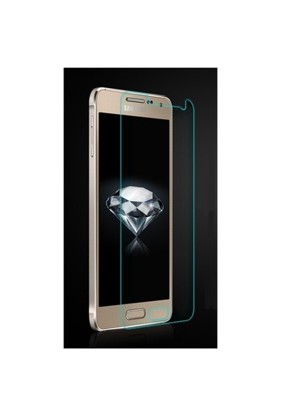 Microsonic Temperli Cam Ekran Koruyucu Samsung Galaxy Alpha Film
