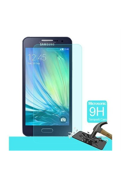 Semers Samsung Galaxy A3 Ekran Koruyucu
