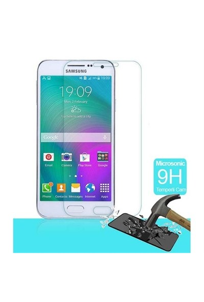 Semers Samsung Galaxy E7 Ekran Koruyucu