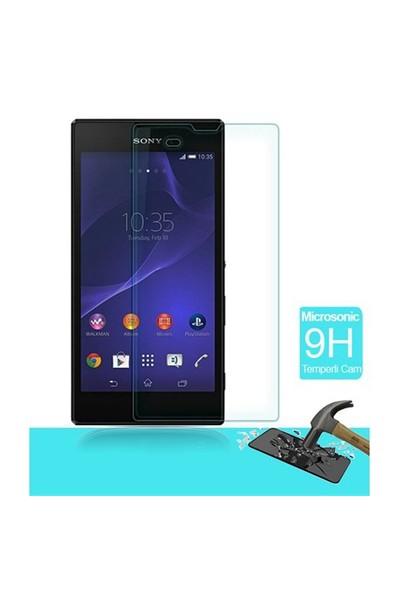 Semers Sony Xperia T3 Ekran Koruyucu