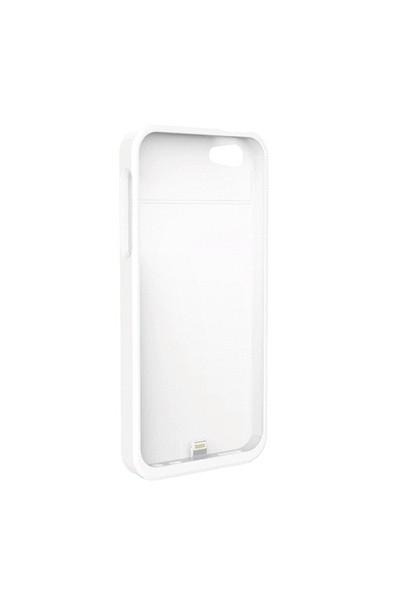 Fluxy 5A- iPhone 5/5S için Kablosuz Şarj Kılıfı - Beyaz