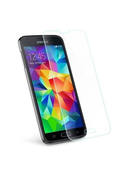 Melefoni Samsung Galaxy S5 Ekran Koruyucu Temperli Cam