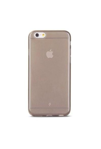 Ttec iPhone 6 Elasty SuperSlim Arka Kapak Füme - 2PNS08F