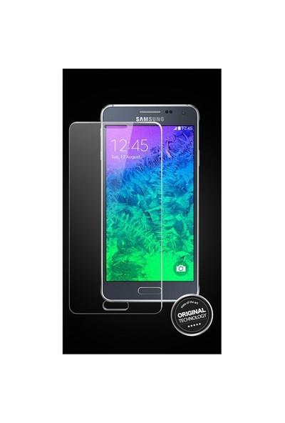 Spigen Samsung Galaxy Alpha GLAS.tR Slim Ekran Koruyucu - 11092