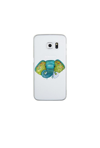 Remeto Samsung S6 Edge Silikon Fil Başı