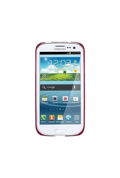 Targus Slim Wave Sert Samsung Galaxy S 4 Kılıfı (Pembe) 21018