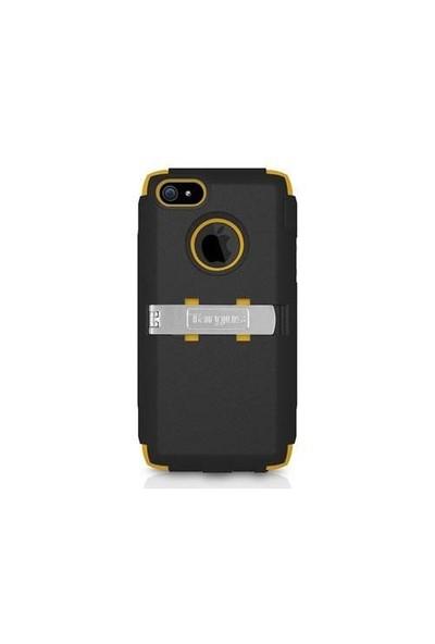 Targus iPhone 5/5s S'port Hvy Kılıf Siyah, Sarı