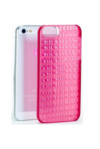 Targus Slim Wave Sert iPhone 5/5s Kılıfı (Pembe)