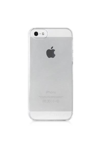Melefoni Silikon İphone 5/5S Kılıf 0.3 Mm Şefaf