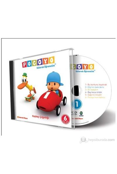 Pocoyo 6 – Kaykay Çılgınlığı (VCD)