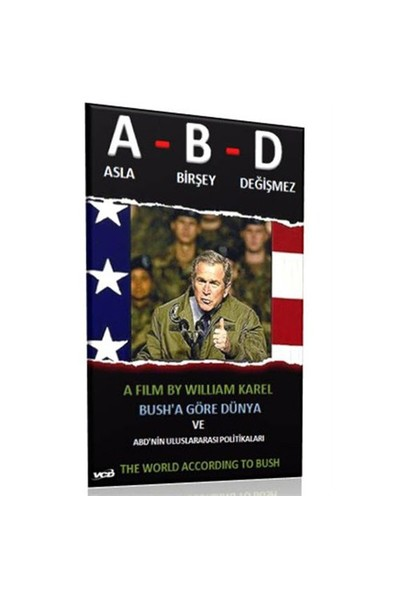 A.B.D (Asla-Birşey-Değişmez) ( VCD )