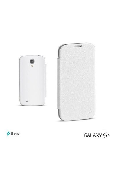 Ttec Flip Case Slim Samsung Galaxy S4 Beyaz