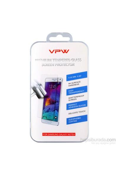 VPW Samsung Galaxy Note 4 Tempered Glass Ekran Koruyucu