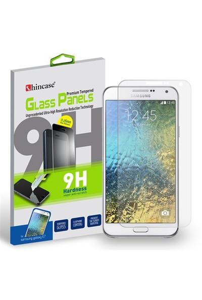 Thincase Cam Ekran Koruma HD Samsung Galaxy E7 - GPS19