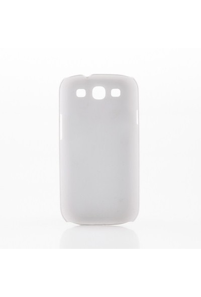 Biggdesign Samsung Galaxy S3 Beyaz Kapak 050