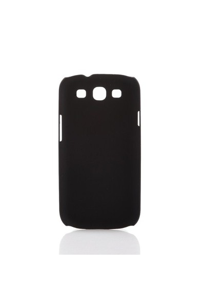 Biggdesign Samsung Galaxy S3 Siyah Kapak 056