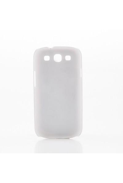 Biggdesign Samsung Galaxy S3 Beyaz Kapak 057