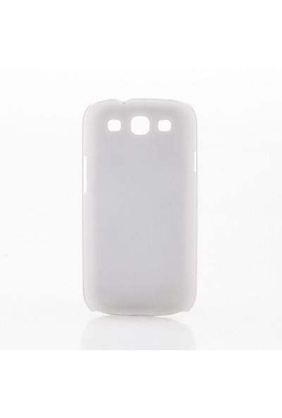 Biggdesign Samsung Galaxy S3 Beyaz Kapak 059