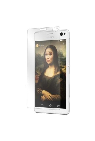 Teleplus Sony Xperia C4 Cam Ekran Koruyucu Film