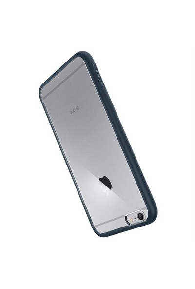 Spigen Apple iPhone 6s Plus/6 Plus Kılıf Ultra Hybrid Metal Slate (PET) - 10897