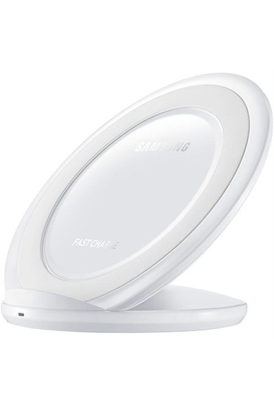 Samsung Kablosuz Hızlı Şarj Standı Beyaz - EP-NG930BWEGWW (Samsung Türkiye Garantili)