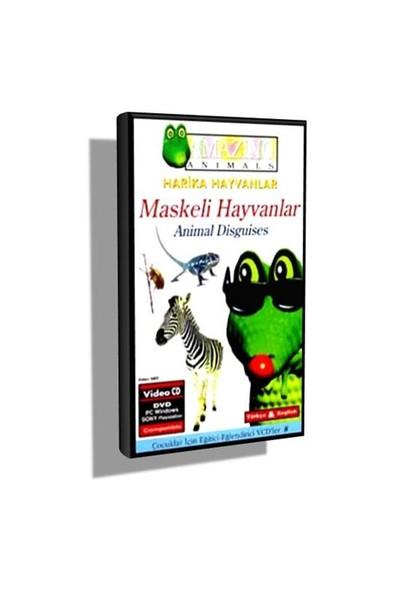 Maskeli Hayvanlar (Animal Disguıses) ( VCD )