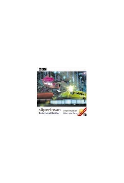 Süperinsan – Tedavideki Katiller (Superhuman – Killers Into Cures) ( VCD )