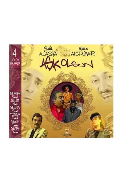 Devekuşu Kabare: Aşk Olsun VCD Set (4 VCD)