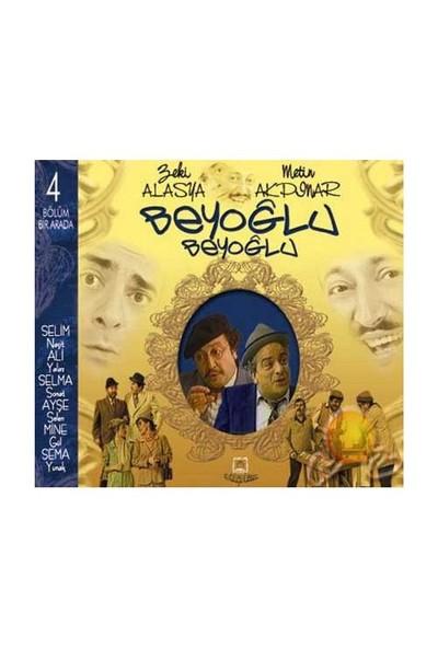 Devekuşu Kabare: Beyoğlu Beyoğlu VCD Set (4 VCD)