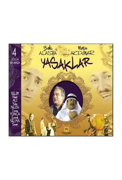 Devekuşu Kabare: Yasaklar VCD Set (4 VCD)