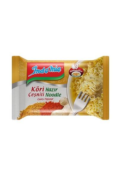 İndomie Köri Soslu Tavuk Aromalı Paket Noodle