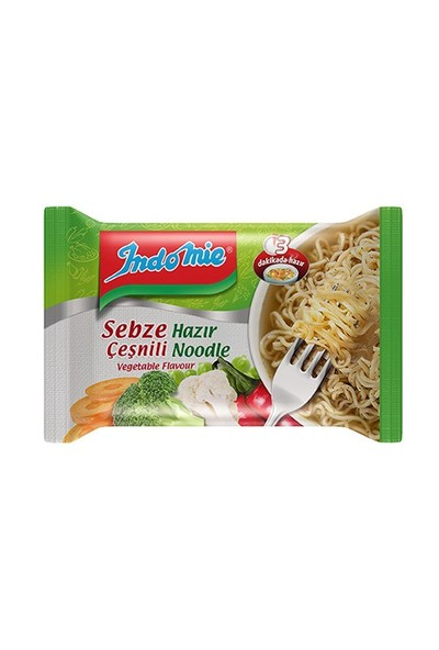 İndomie Spesiyal Tavuk Aromalı Paket Noodle